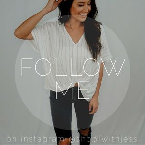 Other - ♡ INSTAGRAM @SHOPFWITHJESS ♡